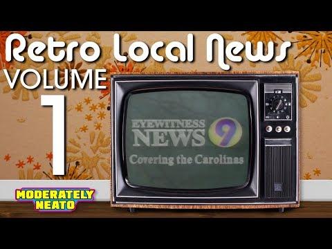 Retro Local News - Fox 18 9 O'Clock News - July 1994