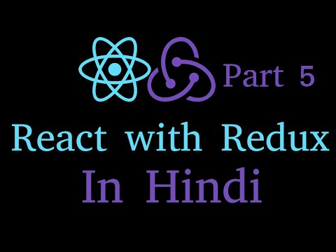 react with redux in Hindi tutorial #5 make Reducer thumbnail