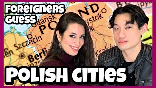 Guess A City In Poland Challenge 🐓👨‍🍳🇵🇱| Dzikie Ucho