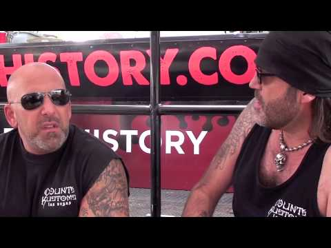 Interview With History Channel S Counting Cars Danny And Kevin 2017 Sturgis Motorcycle Rally You