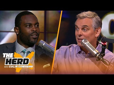 Lamar Jackson's acceleration is best in the NFL, talks Packers loss - Michael Vick   NFL   THE HERD