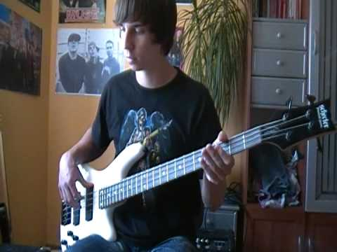 Biffy Clyro -- Modern Magic Formula [Bass cover]