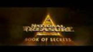 National Treasure 2 - Book of Secrets (Official Trailer)