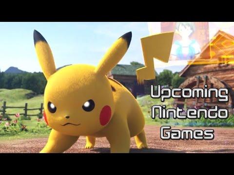Top 10 Upcoming Nintendo Exclusive Games (Wii U & 3DS) 2016