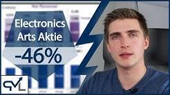 Electronics Arts Aktie -46% - Jetzt ein Kauf?