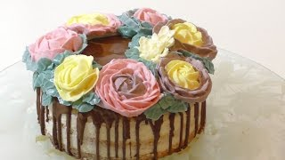 торт ПЛОМБИР. Cake Sundae.