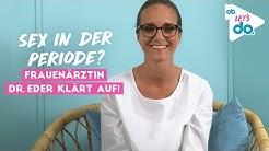 Frauenärztin Dr. Eder erklärt: Sex während der Periode | o.b.® Let's do