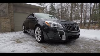 2014 Buick Regal GS AWD - In-Depth Review and Impressions