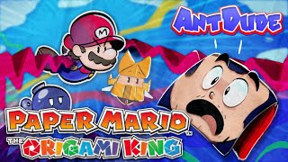 In Defense of Paper Mario: The Origami King | A Fold Above The Rest