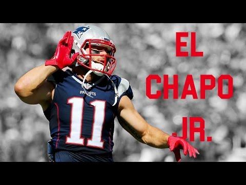 Julian Edelman || El Chapo Jr. || New England Patriots || Highlights ||
