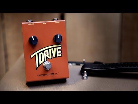 Vertex T Drive | Haar Guitars Demo