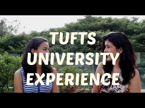 College Experience - Tufts University -1