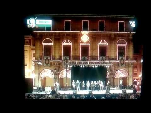 Homenaje a la dolzaina y el tabal madalena2012