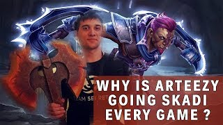 Things I've learned with EG.RTZ Anti Mage