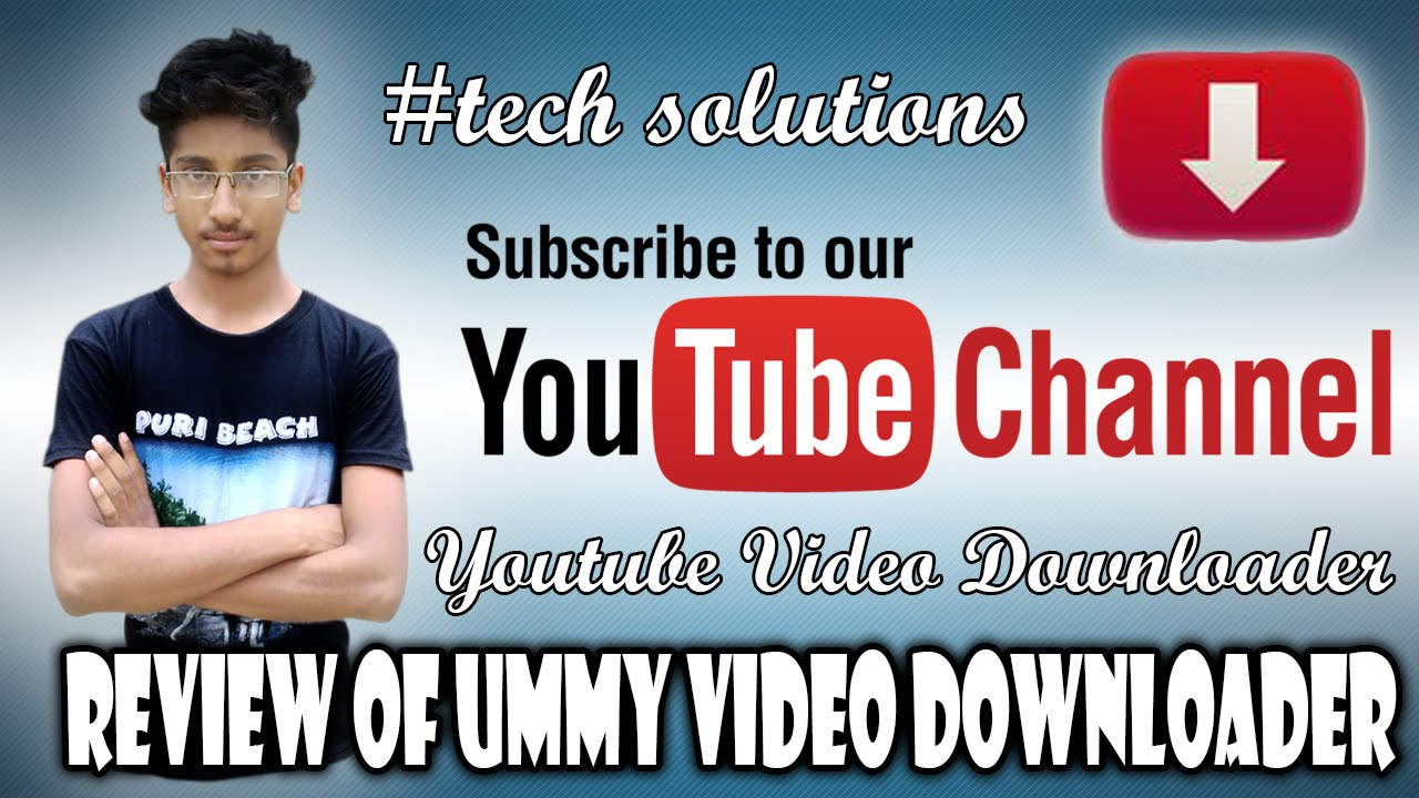 Review of ummy video downloader - YouTube