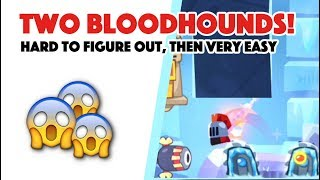 King of Thieves - Base 44 Two Bloodhounds!