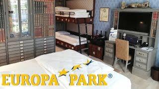Europa Park Hotel Krønasår Opening Night Vlog & Full Tour