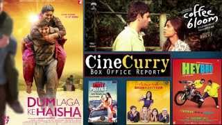 Cinecurry Box Office Report: Dum Laga Ke Haisha Continues To Rule
