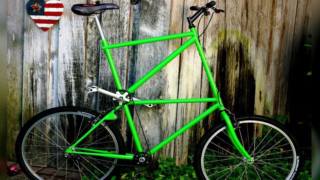 Самые странные велосипеды и их конструкции