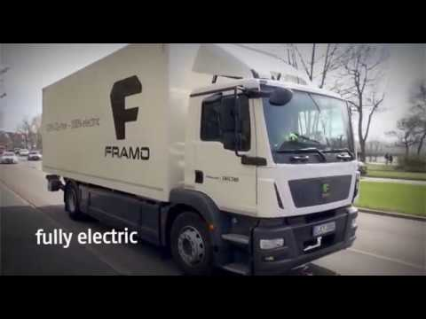 eTruck - E-Mobility for functional vehicles & agricultural machines