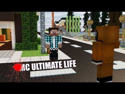Minecraft Mod MC Ultimate Life Part 18 การเตือนครั้งสุดท้าย