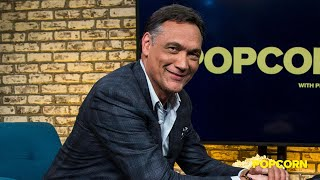 Jimmy Smits on long history of playing TV lawyers