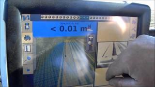 Trimble Autopilot z FmX RTK/Glonass (1-2cm) w sadzeniu ziemniaka
