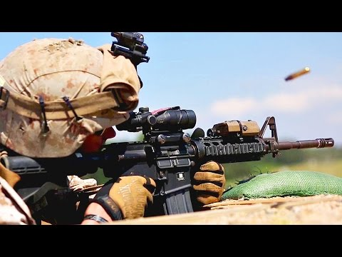 U.S. Marines Deployment For Training DFT