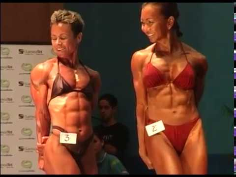 South Pacific Games Body Building 2007