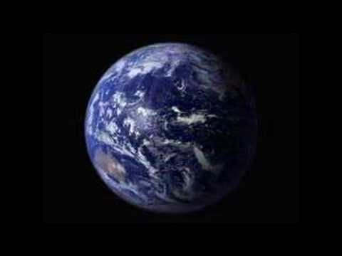 Nasa Rotating Earth Hdtv Resolution 1280x720 Youtube