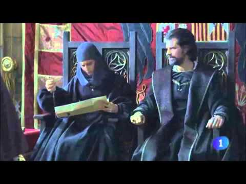 Catalina de Aragon  Catherine of Aragon en la serie Isabel