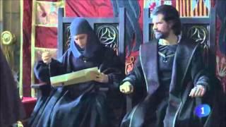 Catalina de Aragon / Catherine of Aragon en la serie Isabel