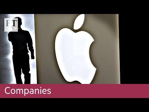 Apple opens China data centre   Companies