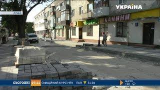 У Луцьку не можуть відремонтувати історичну вулицю