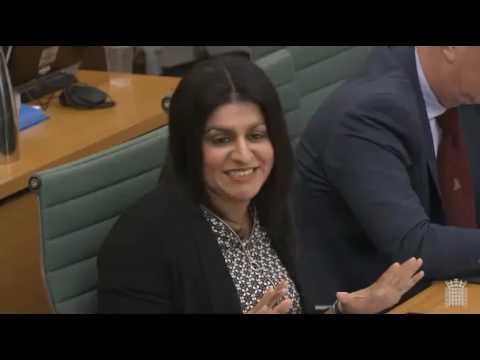 International Trade Committee Liam Fox MP Wednesday 1 February 2017