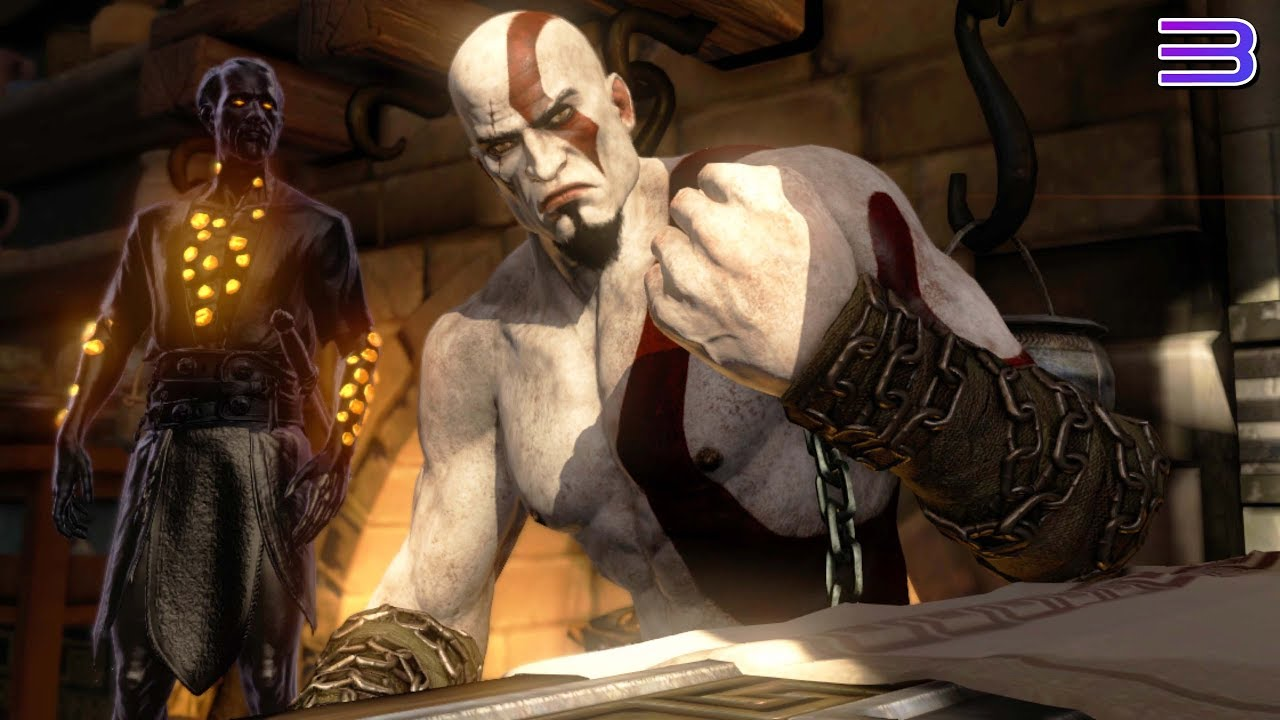 God of war ascension emulator pc | god of war 3 pc download