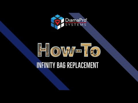 Replacing Infinity Bagging System on your DiamaPro
