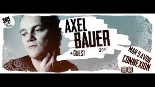 Axel BAUER - Tu me Tues