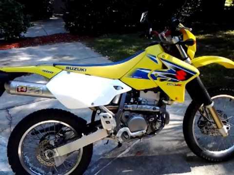 2006 Suzuki DRZ400S: The Florida Rider - YouTube