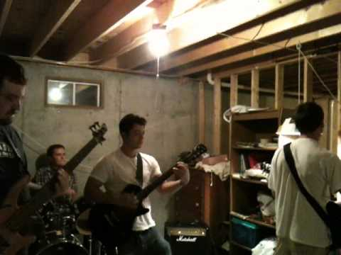 Smells Like Teen Spirit cover - The Falling Barometers - All Meteorology Grad Student Band