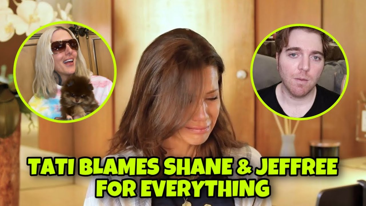 """TATI WESTBROOK SAYS SHANE DAWSON & JEFFREE STAR """"FILLED HER WITH LIES"""" 