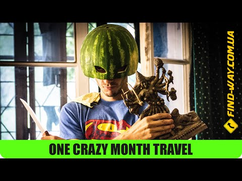 FINDWAY travel to Moldova, and back! Tizer 2015