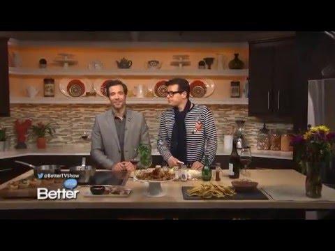 Chef Jon Ashton Makes Tandoori Tomato Dip