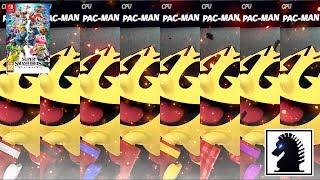NS Super Smash Bros. Ultimate - Pac-Man Fever!
