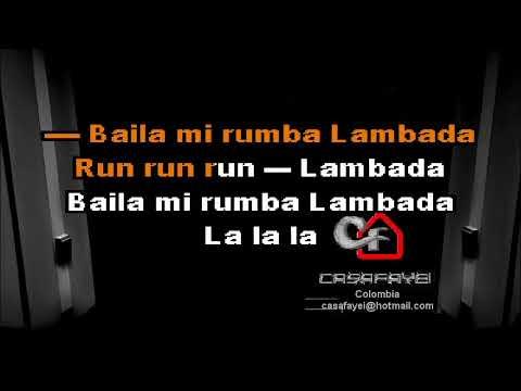 karaoke natusha rumba lambada descargar