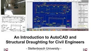 intro to autocad structural draughting for civil engineers tutorial 1 general cad info
