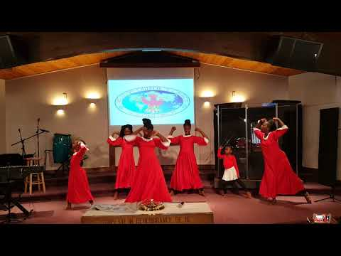 You will win praise dance by the victorious dance team (Jekalyn Carr)