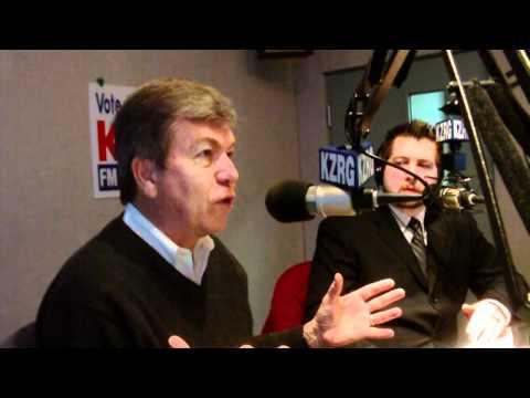 Missouri Senator Roy Blunt Joins The KZRG Morning News Watch