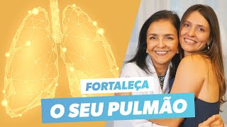 5 EXERCÍCIOS PARA FORTALECER O PULMÃO | com @Mirca Fisioterapia e Bem-estar