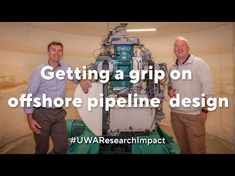 Getting a grip on offshore pipelines